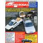 Quatro Rodas Nº446 Pick up Corsa Courier Vw Saveiro Fiorino