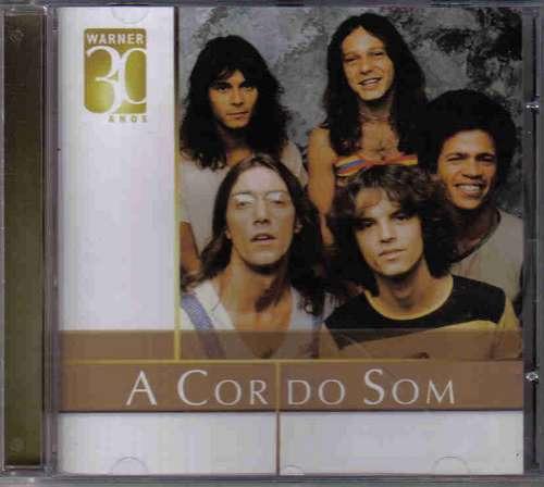 A Cor Do Som  -  Warner 30 Anos Original