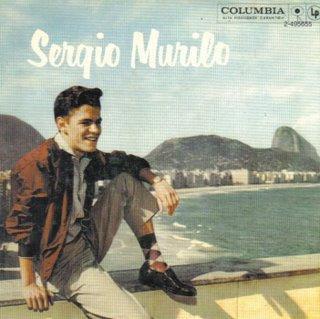 Sergio Murilo  (compacto) Columbia 56010 - 45 Rpm Original