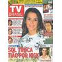 Deborah Secco: Capa Matéria Da Mais Feliz, De 6 Abril 2005