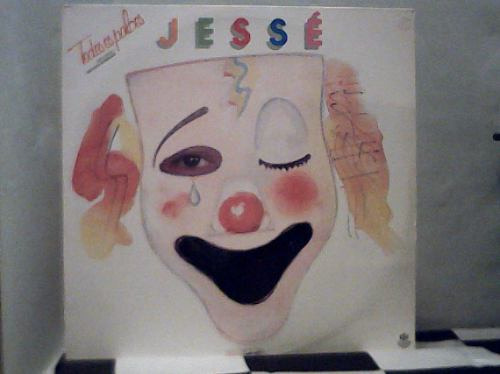 Jesse Todos Os Palcos Gaivota Dourada / Lp Vinil Disco 1985 Original