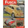 Fusca & Cia Nº43 Vw Fuscão 1500 1972 Pretty Car Dakar Kombi