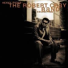 Cd Robert Cray Band Heavy Picks (importado) Original