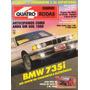 Quatro Rodas Nº366 Bmw 735i Lada Niva Uno 1.6r F1000 Turbo
