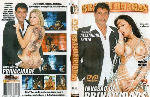 Dvd Brasileirinhas Invasão De Privacidade Original