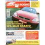 4rodas N.449 Dez 97 Honda Civic, Hyndai Atos, Salão Toquio..