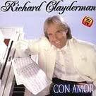 Cd Richard Clayderman Con Amor (importado) Original