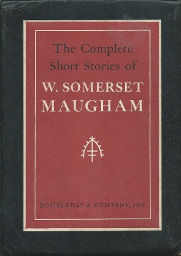 The Complete Short Stories By W. Somerset Maugham Original
