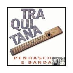 Cd Traquitana Penhasco E Banda Original