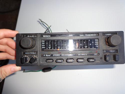 Rádio Antigo Bosh San Francisco Original