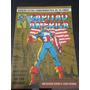Capitão América 50 Anos Almanaque