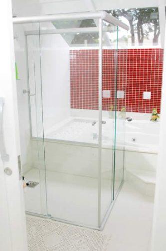 Box Banheiro Vidro Temperado 8 Mm Cerqueira Cesar Zona Oeste Original