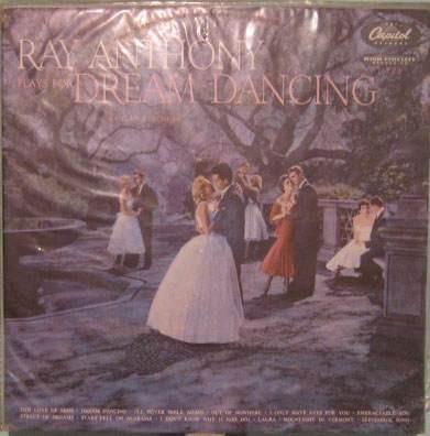 Ray Anthony E Sua Orquestra  -  Plays For Dream Dancing Original