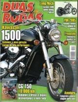 Duas Rodas 348 * Kawasaki 1500 * Cg 150 * Ybr 2005 Original