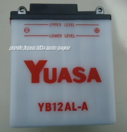 Bateria Yuasa 12al-a Bmw G650 Tenere 600z Z/1000 Rsv/sl Original
