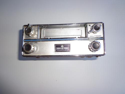 Rádio Muntz Stereo Antigo Original