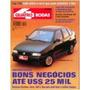 Revista 4 Rodas #420 Jul 95 Xr3 Cordoba 1.8 Astra Golf