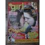 Revista Uma Girl robert Pattinson crepúsculo lua Nova