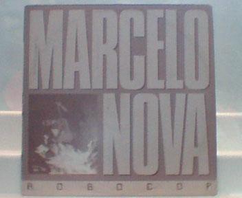 Marcelo Nova Lp Single Robocop - Continental 1992 Original