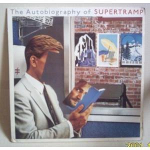 Lp Supertramp The Autobiography Of Supertramp - 1986 Original