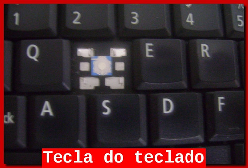 Tecla Do Notebook Acer Aspire One A110 A150 D150 D250 Kav60 Original
