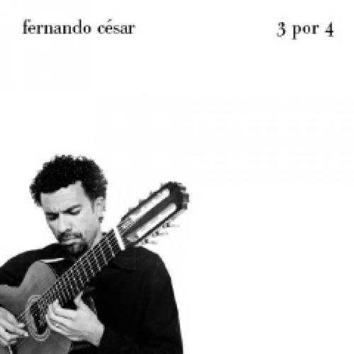 Cd -   Fernando César  -  3  Po 4 - Novo E Lacrado  -  B55 Original