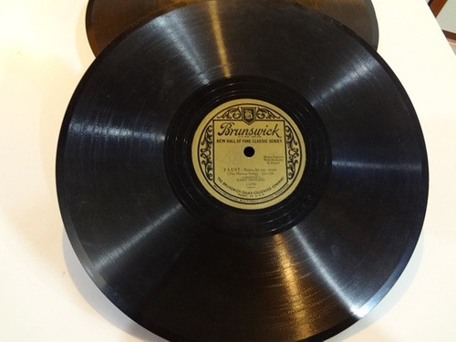 Disco 78 Rpm - Karin Branzell - Brunswick 15190 Original