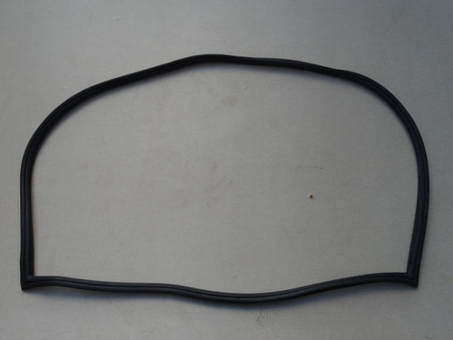 Borracha Vigia Opala 2 Portas Modelo Que Usa Friso Metalíco Original