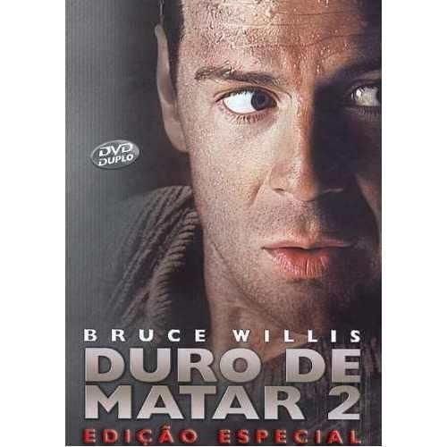 Dvd - Duro De Matar - 2 - Edição Especial - Duplo E Lacrado Original