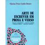 Livro: Arte De Escrever Em Prosa E Verso V.castelo Branco
