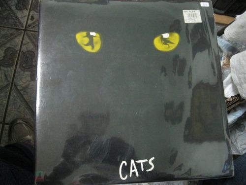 Lp  =  Cats - The Company Original