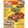 Quatro Rodas Nº277 Escort Gl Passat Lse Paddock Chevette Sl