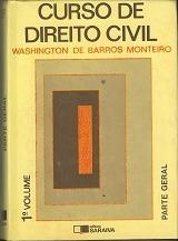 Curso De Direito Civil - Washington De Barros Monteiro Original