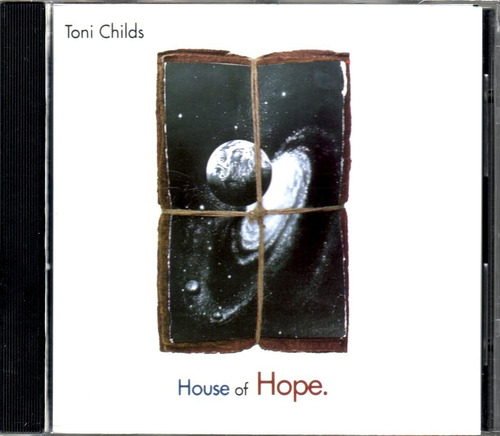 Toni Childs - House Of Hope Importado Original