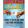 Revista Exame Como O Celular Cria E Destrói Negócios