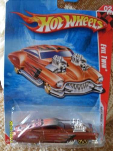 Hotwheels -  Cadillac  Evil Twin - 1:64 Original