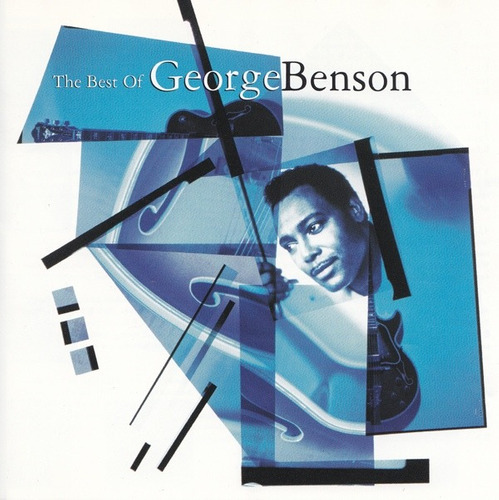 Cd George Benson - The Best Of (1995) Original