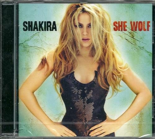Shakira - She Wolf ( 16 Musicas) Original