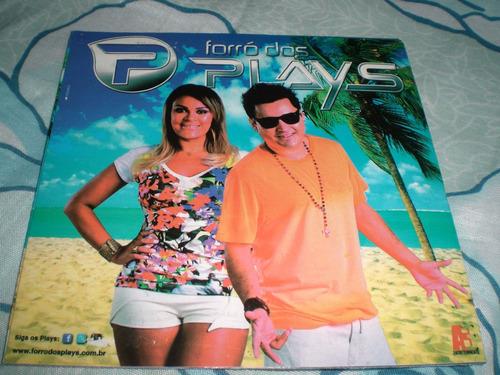 Cd Forró Dos Plays-promo Original