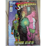 Superman # 94 Luthor Ataca Panini
