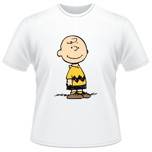 Camisa Charlie Brown Snoopy Peanuts