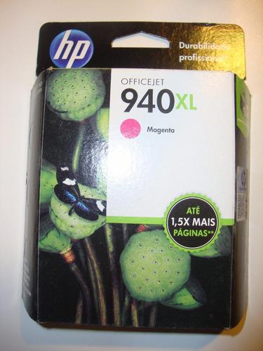 Cartucho De Tinta Hp 940xl Officejet Magenta - Hp Original