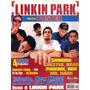 Revista Pôster Linkin Park = Gigante 81 X 52cm Novíssima!