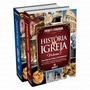 Kit História Da Igreja (2 Volumes) Everett Fergunson Central