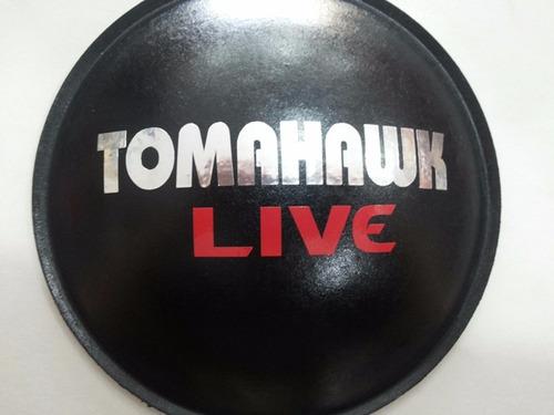 Calota Protetor Para Alto Falante Tomahawk Live 160mm Original