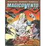 Magico Vento Deluxe Italiano 7 Panini Bonellihq Cx354 G18