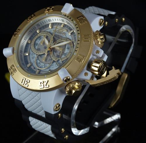 ffcff7d804e Comprar Pulseira Relógio Invicta Subaqua Noma Iii - Nova - Silicone -  Apenas R  120