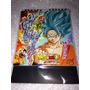 Calendário De Mesa Dragon Ball Super 31 Dias Original Japão