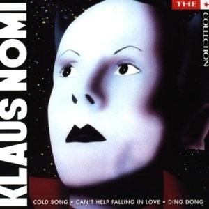 Cd Klaus Nomi Collection - Alemanha Original