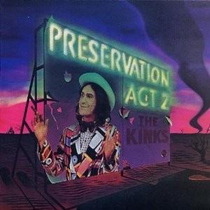 Cd The Kinks Preservation Act 2 (importado) Original